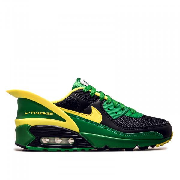 Unisex Sneaker Air Max 90 Flyease Black Yellow Jaune