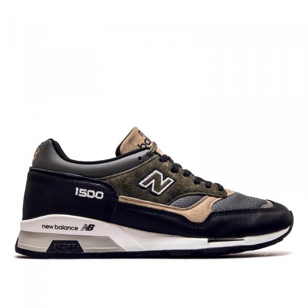 Herren Sneaker M 1500 FDS Black Grey Olive