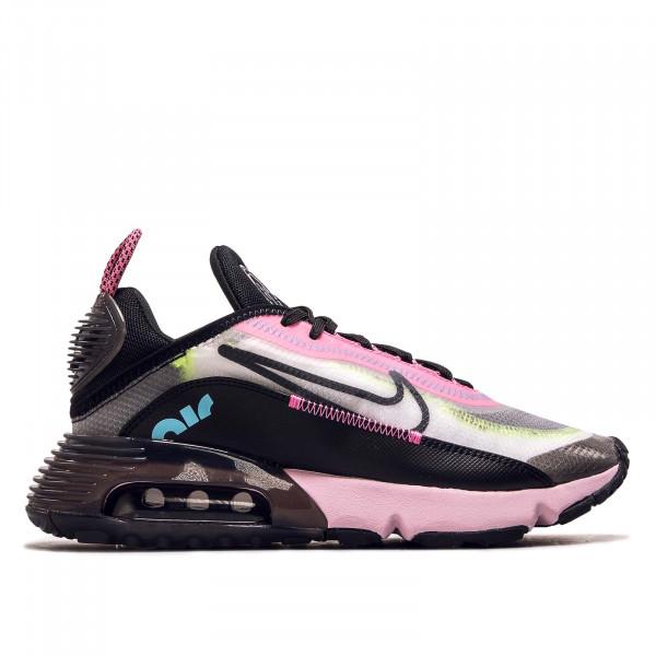 Damen Sneaker Air Max 2090 White Black Pink
