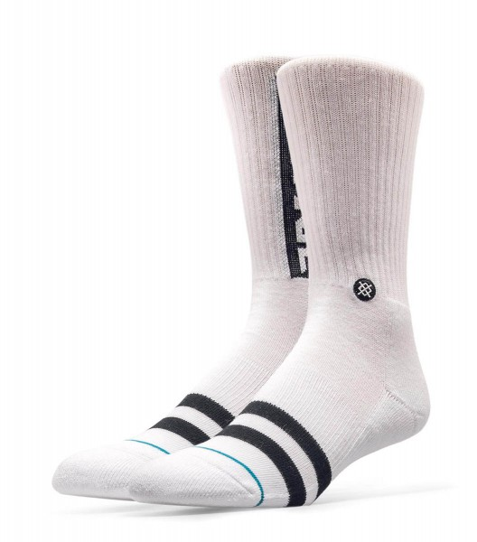 Socken Foundation OG White