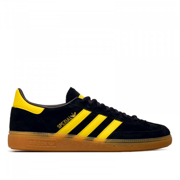 Herren Sneaker - Handball Spezial - Black / Yellow / Gold