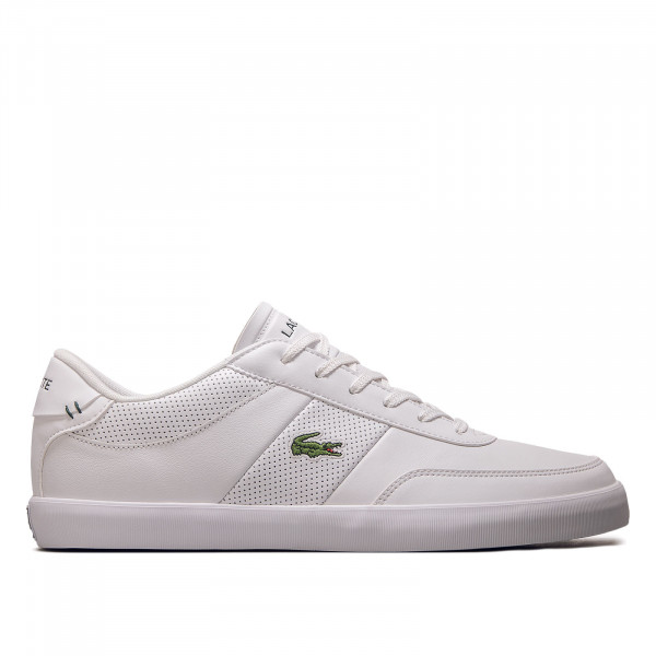 Herren Sneaker - Court Master - White / White