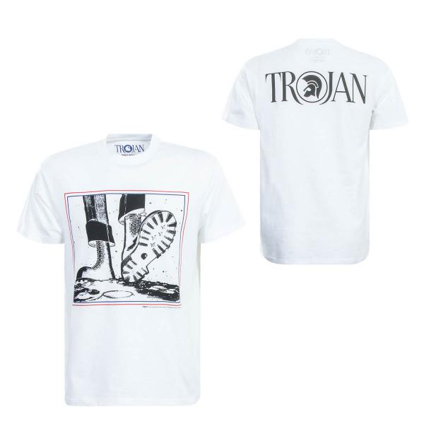 Carhartt TS Trojan Moonstomp White