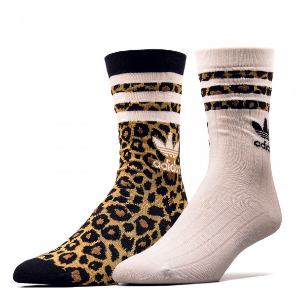 Socken 2er Pack - 51164 - Black / Multicolor