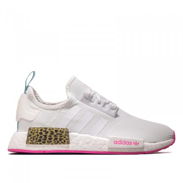 Damen Sneaker - NMD R1 J - White / Leo / Pink