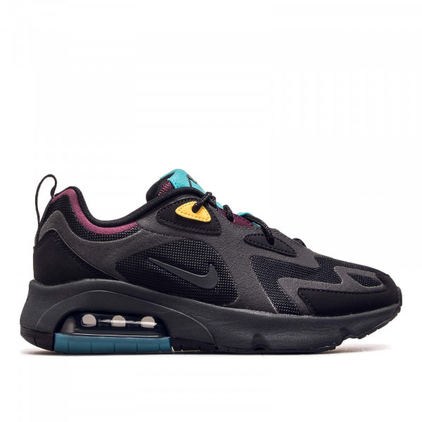 Damen Sneaker Air Max 200 Black
