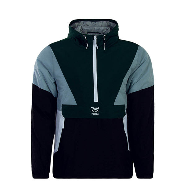 Iriedaily Windbreaker Get Down Green Blk