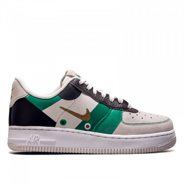 Unisex Sneaker Air Force 1 PRM Grey Green Black