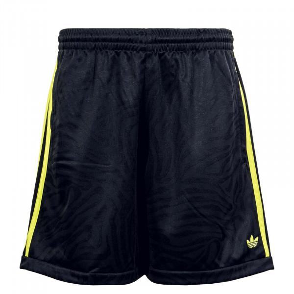 Herren Short - Athletic Gl 9930 - Black / Aciyel