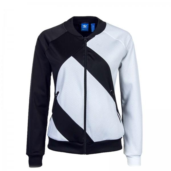 Adidas Wmn Trainingjkt EQT TT BlackWhite
