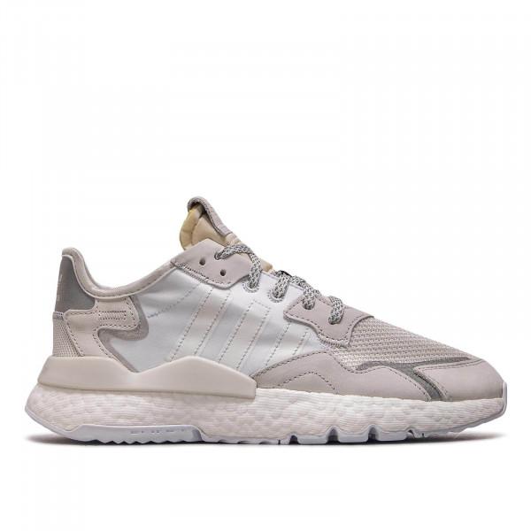 Unisex Sneaker Nite Jogger White Grey