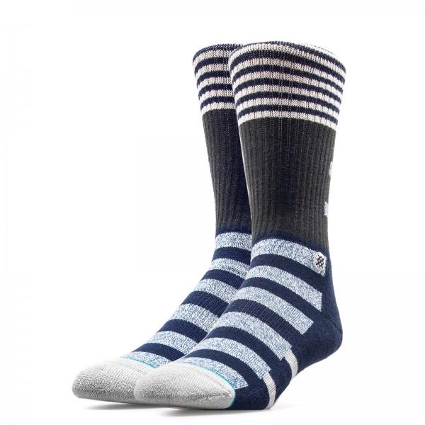 Stance Socks Sidestep Koroibos Navy