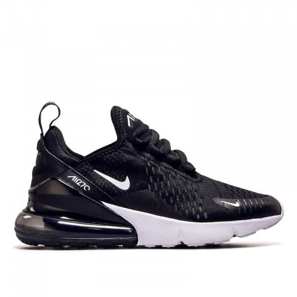 Nike Wmn Air Max 270 Black White