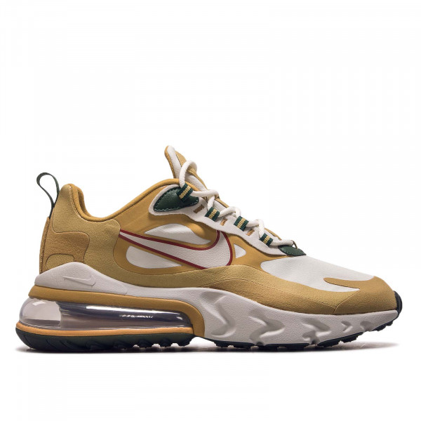 Herren Sneaker Air Max 270 React Gold Grey