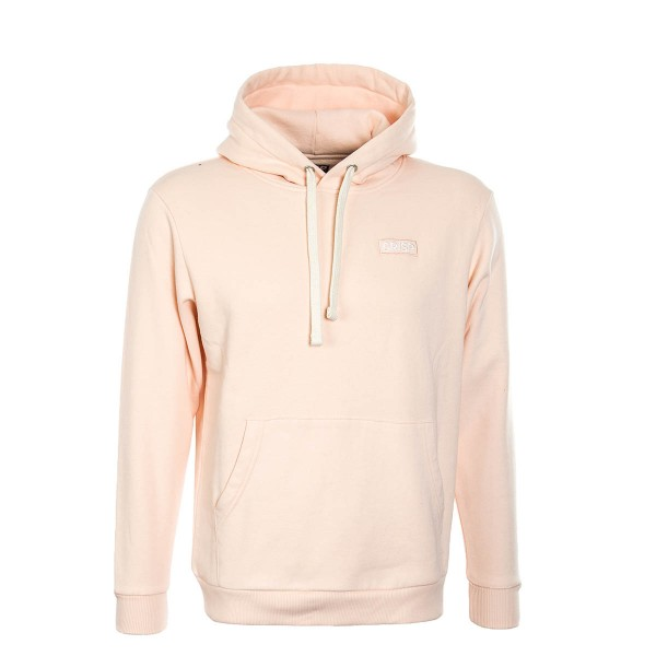 Crisp Hoody Embroidery Peach