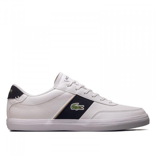 Herren Sneaker - Court Master - White / Black