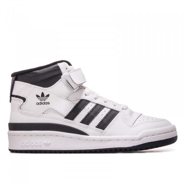 Unisex Sneaker - Forum MID FY7939 - White / Black / White