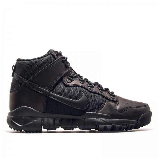 Nike SB Boot Dunk High Black