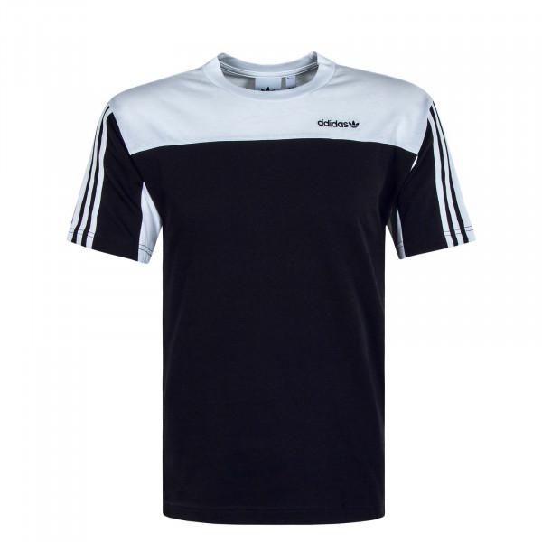 Herren T-Shirt Classics GD 2071 Black White