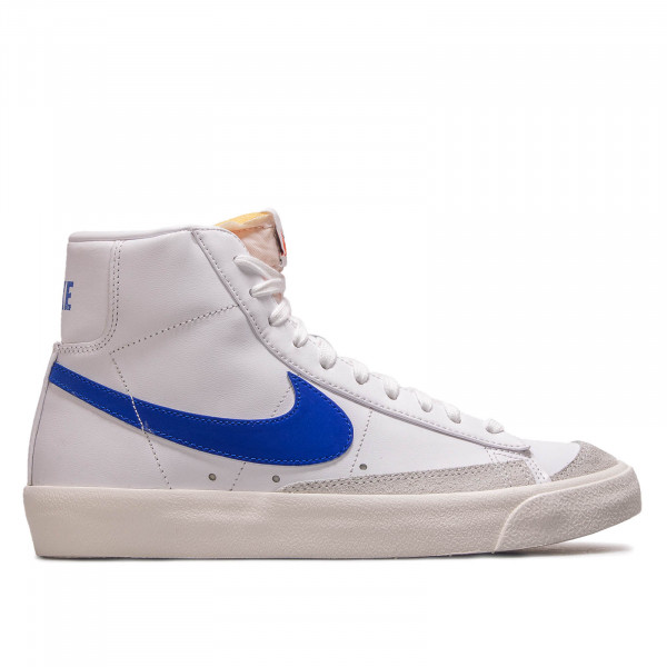 Unisex Sneaker Blazer Mid 77 White Royal
