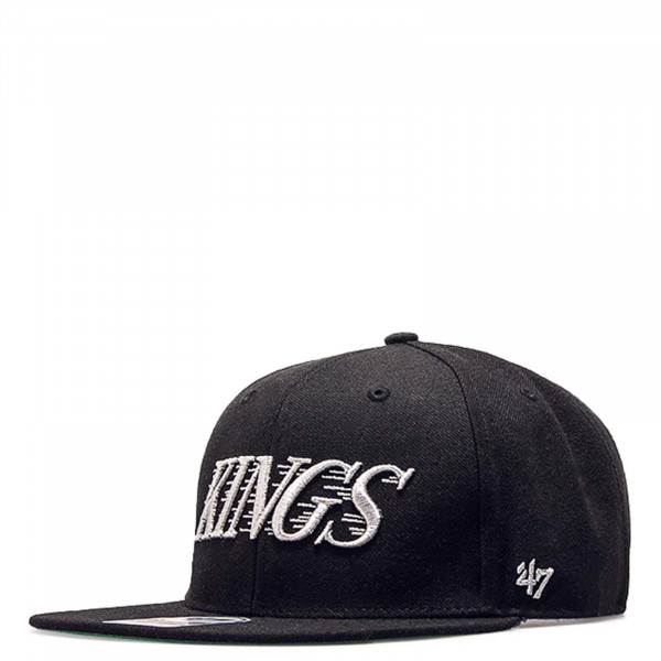 47 Brands Cap Kool Savas LA Kings Black