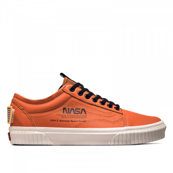 Vans Old Skool Space Voyager Orange Wht