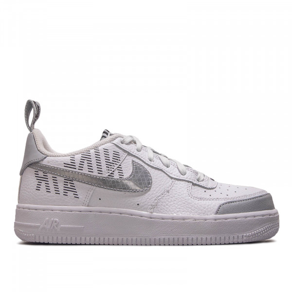 Damen Sneaker Air Force 1 LV8 2 GS White Grey
