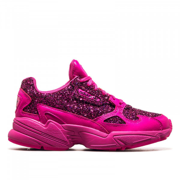 Adidas Wmn Falcon Shock Pink Purple