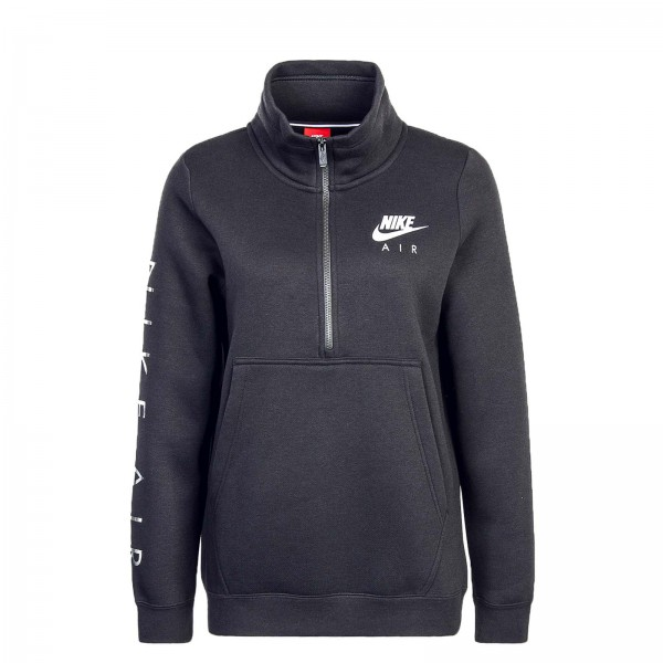 Nike Wmn Sweat Rally Black Silver