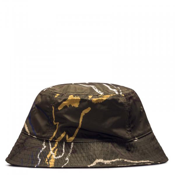 Hut - Bucket 801 AOP - Green