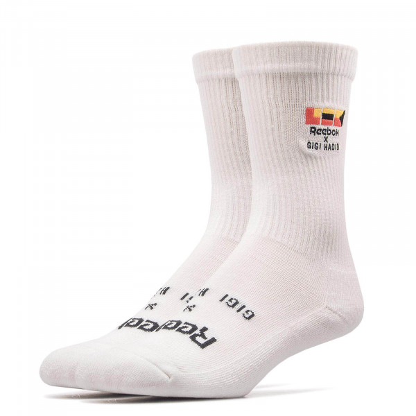 Reebok Socks CL Gigi Hadid White