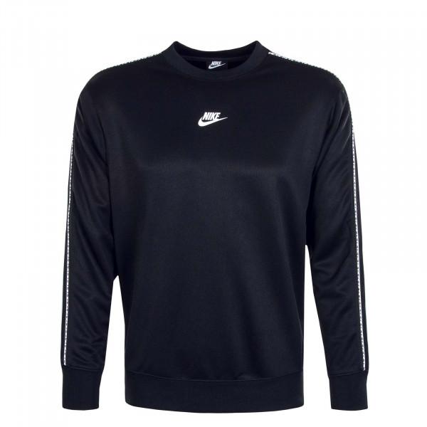 Herren Sweatshirt CZ7824 Black