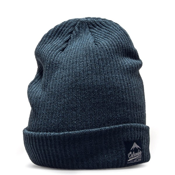 Columbia Beanie Lost Lager Mystery Blue