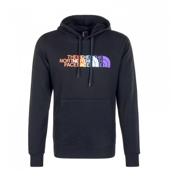 Herren Hoody RGB Prism Black