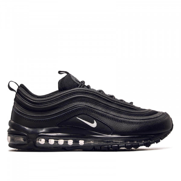 Herren Sneaker Air Max 97 Black White Anthrazit