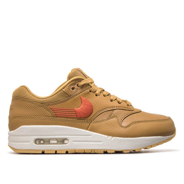 Nike Wmn Air Max 1 PRM Wheat Orange