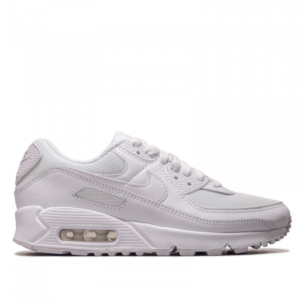 Damen Sneaker Air Max 90 White White