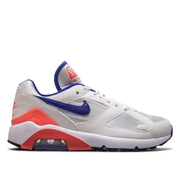 Nike Air Max 180 White Ultramarine Solar