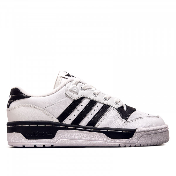 Unisex Sneaker - Rivalry Low - White / White / Black