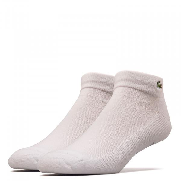 Socken - Blanc Argent