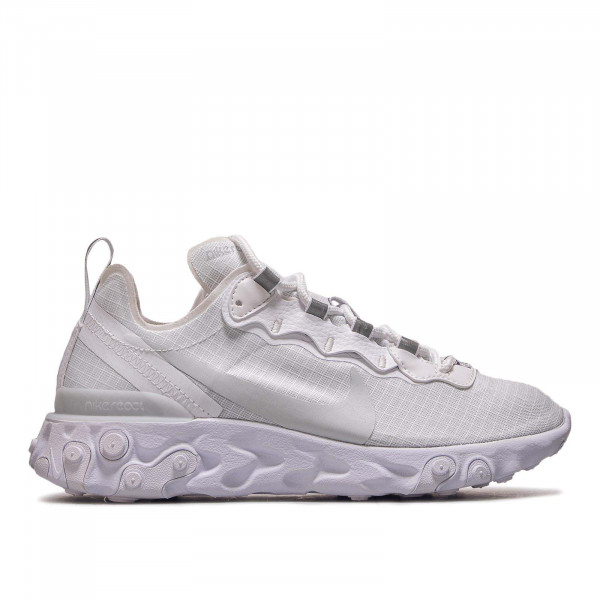 Unisex Sneaker React Element 55 SE SU19 White Grey