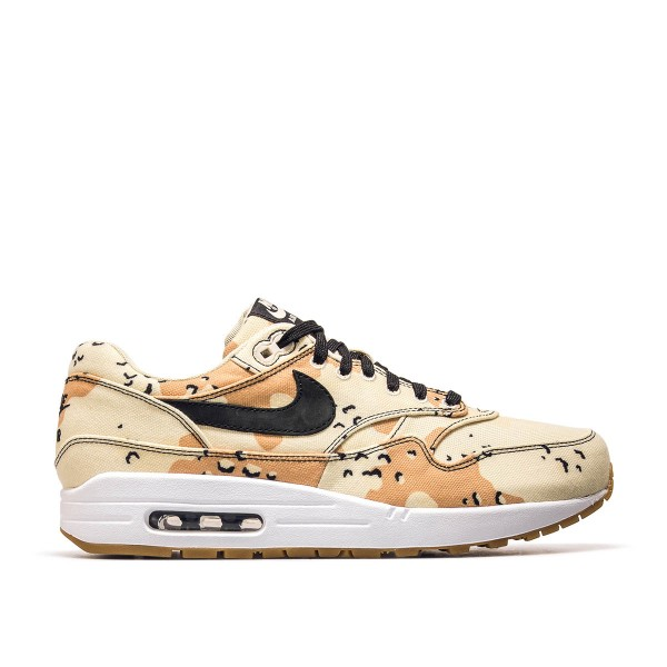Nike Air Max 1 PRM Camo Beach  Black