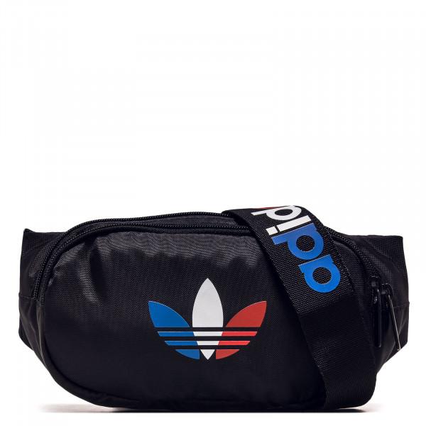 Bauchtasche - Tricolor Waistbag - Black