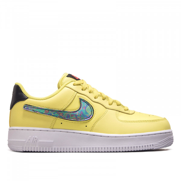 Herren Sneaker Air Force 1 '07 LV8 3 Yellow White