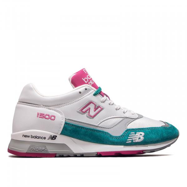 Unisex Sneaker  M 1500 WTP White Green Pink