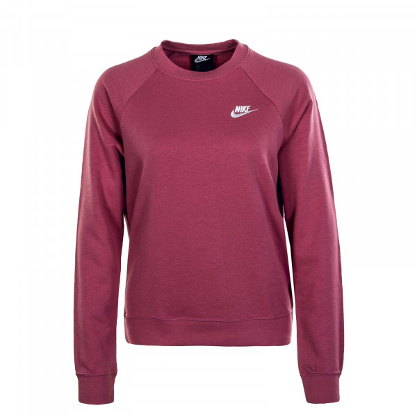 Damen Sweatshirt Essential Crew Berry White