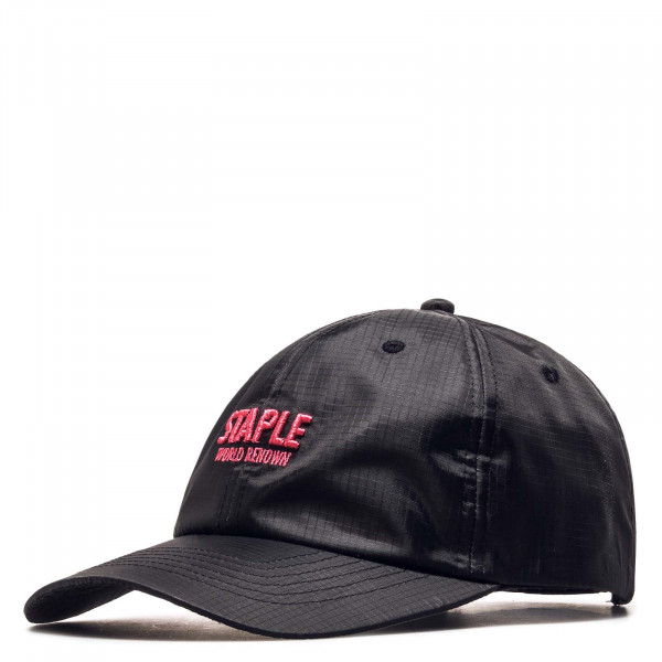 Staple Cap Pigeon Nylon Sports Black