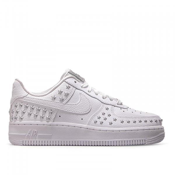 Nike Wmn Air Force 1 07 XX White Silver