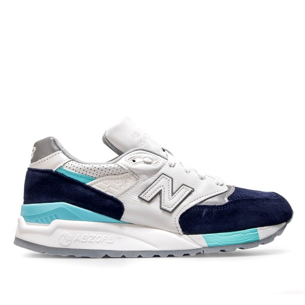 New Balance M998 WTP Navy White Sky