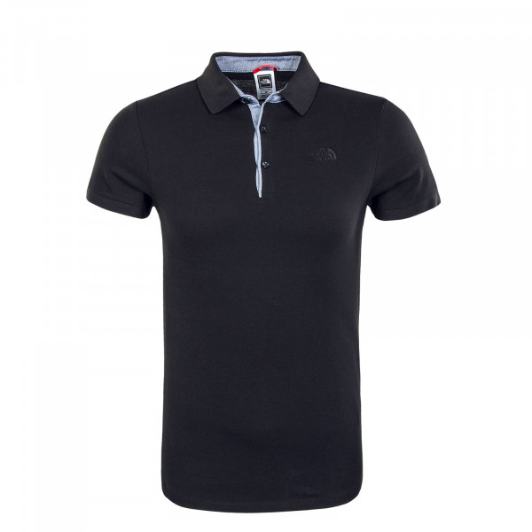 Herren Poloshirt - Premium Piqué - Black